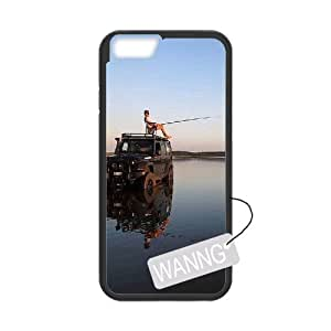 """Jeep Girl Iphone6 4.7"""" Hard Back Case, Jeep Girl Custom Case for Iphone6 4.7"""" at WANNG"""