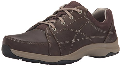 Ahnu Women's Taraval Walking Shoe, Porter, 9 M US (Brown Quality Leather)