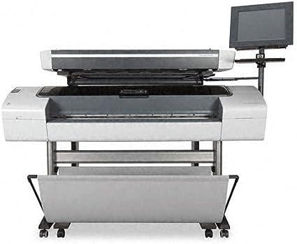 HP Designjet T1100 MFP - Impresora de gran formato (Adobe PostScript® 3, Adobe PDF 1.6, HP-