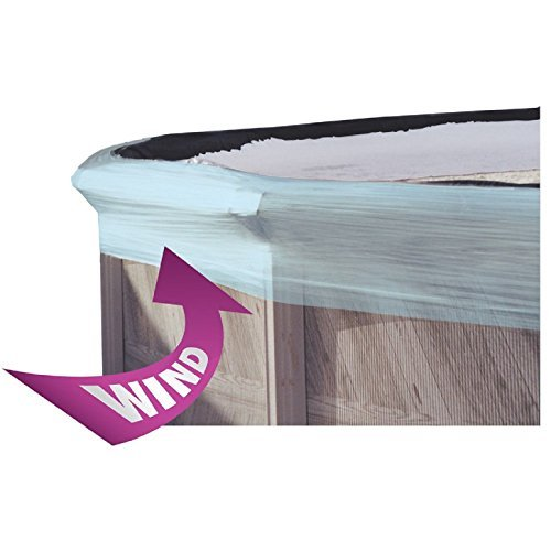 - Above Ground Swimming Pool Winter Cover Seal 500' ft. Roll, New,