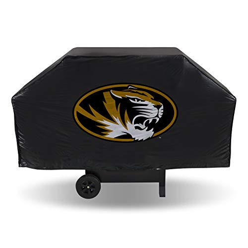 (NCAA Missouri Tigers Vinyl Grill Cover )