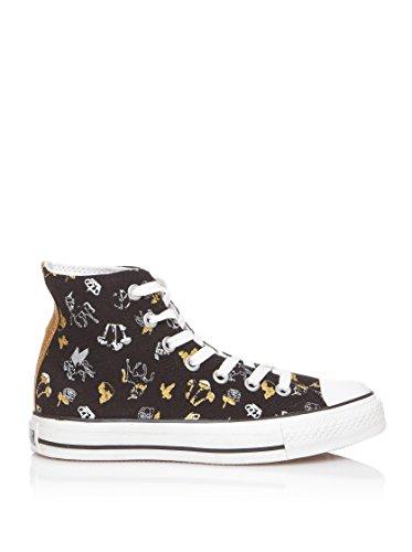 Rock us Eu Nero Sneaker Hi Ct 5 36 Converse 6 qx8H4TwF