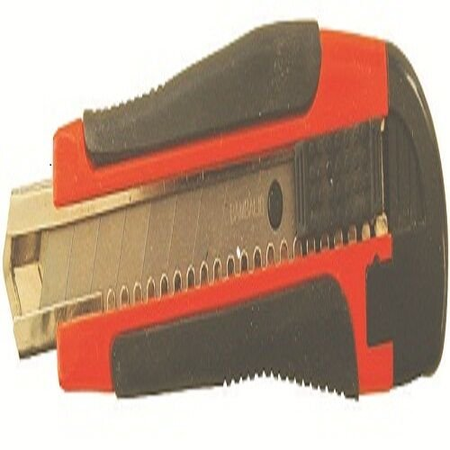 Bambalio BC-20 Heavy Rubber Grip 18 mm Cutter Blade - Pack Of 2