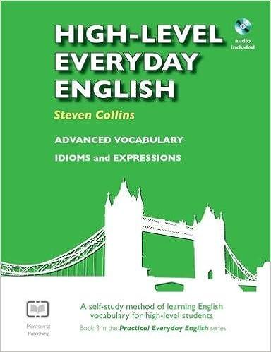 High Level Everyday English Steven Collins Pdf