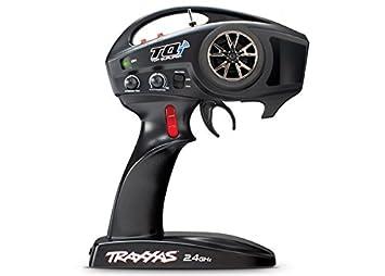 NEW Traxxas 6507R TQi 2.4GHz 4-Channel Radio w//Bluetooth Module /& TSM Receiver