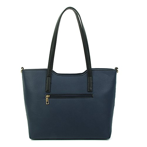 Craze Woman London Bag Blue Cloth rwqWrzXg