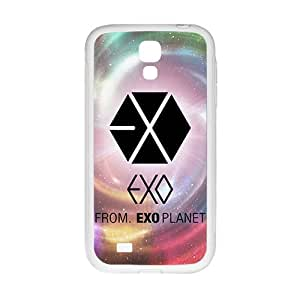 Custom Kop de Pop Star from Exo Planet Protective Skin Case Cover for Samsung Galaxy S4