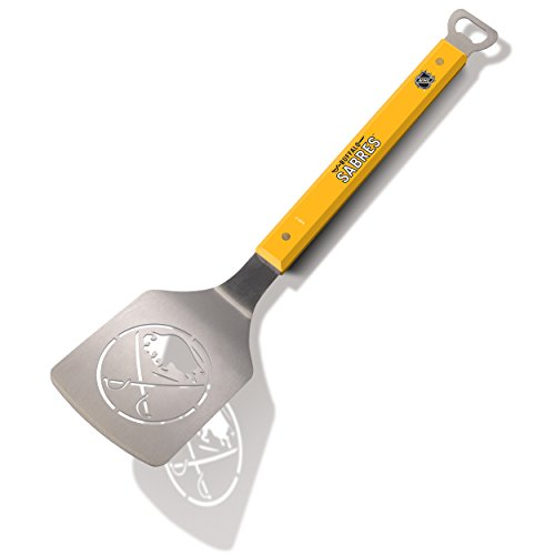 - NHL Buffalo Sabres Spirit Series Sportula Stainless Steel Grilling Spatula