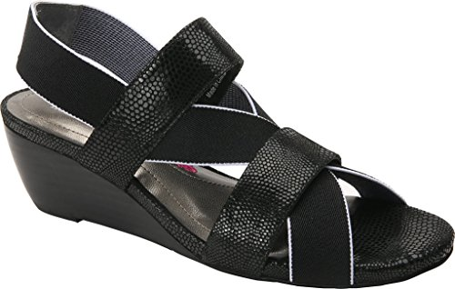 clearance newest Ros Hommerson Wynona Women's Sandal Black Combo buy cheap low price clearance visit new 4i3pQ9vRWE