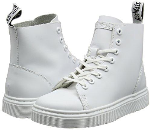 Martens Blanc white Bateau Venice Chaussures Talib Black Dr Brando Homme ZaqdwZfn