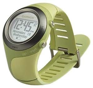 Garmin GPS 405 - Reloj, con monitor de ritmo cardíaco, color verde
