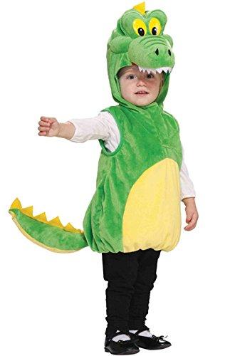 Mememall Fashion Swamp Cuddlee Crocodile Reptile Toddler Costume (Swamp Monster Costume)
