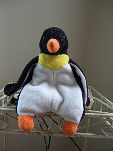 Ty Beanie Babies - Waddle the Penguin