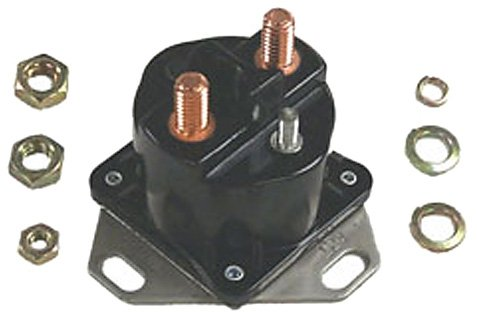 Sierra International 18-5812 Marine Solenoid for OMC Sterndrive/Cobra Stern Drive ()
