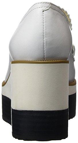 Jil Sander Damen Iconic Slipper Weiß (Bianco)