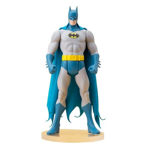 [Kotobukiya DC Universe: Batman Classic Costume Super Powers ArtFX+ Statue] (Easy Pop Culture Costumes)