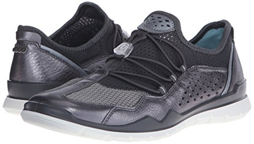 Indoor Ecco dark Noir Femme Lynx titanium59528 Chaussures Multisport Schwarz Metallic Shadow atrwTHtq