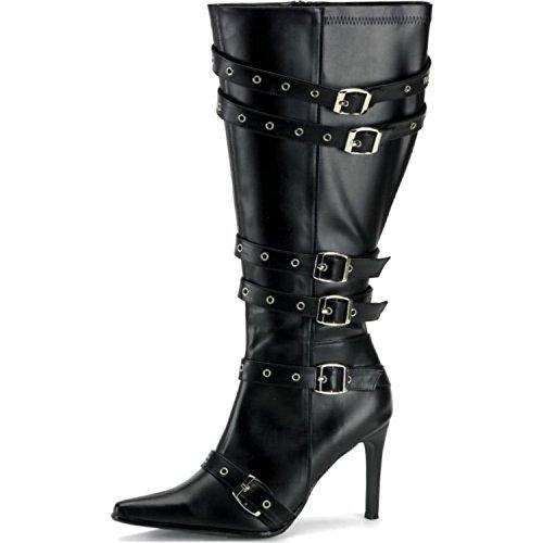 Funtasma SPICY-138X - zapatos carnaval traje Halloween, US-Damen:EU-39 / US-9 / UK-6