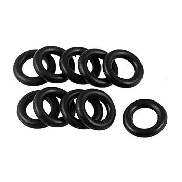 10 PCS 50 mm x 2 mm Gummidichtung /Ölfilter O-Ringe Dichtungen