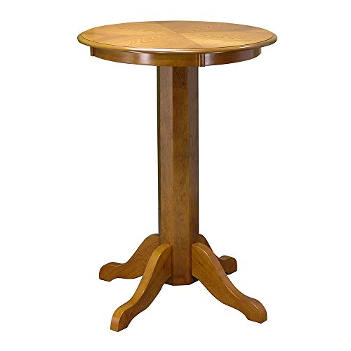 Fairview Game Rooms Signature Pub/Bistro Table (Oak)