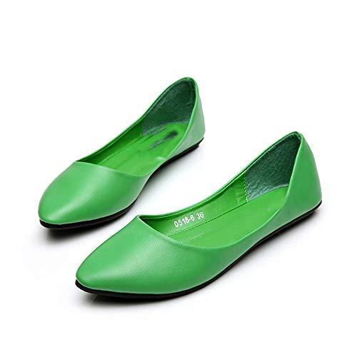 ... Bleu Gel Chaussures rzHOw5xrq,. Automne LIANGHUA Plat Femme Printemps  Talon Casual Chaussures Chaussures Casual 00c828 b90ea9b1f34f