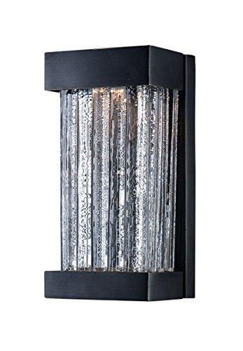 Wall Sconces 1 Light Bulb Fixture with Bronze Finish Viex Material COB Bulbs 5 inch 12 Watts