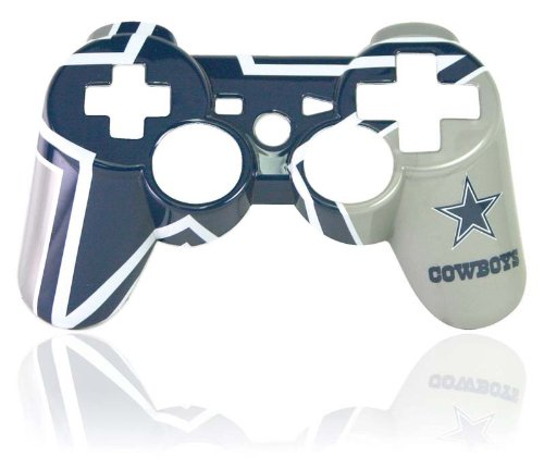 PS3 Official NFL Dallas Cowboys Controller Faceplate