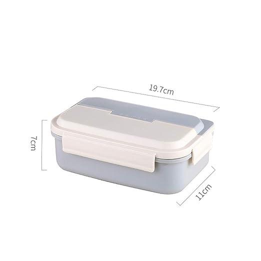 SGHTYJ Lunch Box Fiambrera Horno de microondas compacto y de ...