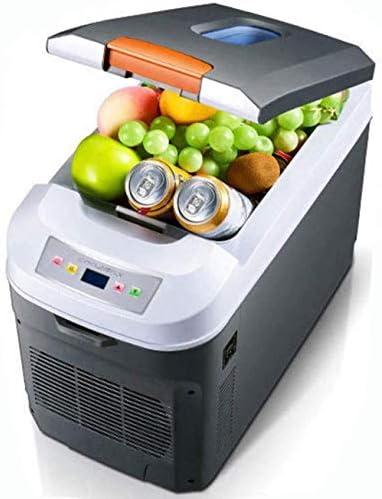 WRJY 35L Autokühlschrank Mini Kühlschrank 12V / 24V ~ 240V für Autos und Häuser Tragbare Kühlschränke zum Heizen Reisen und Camping-11L