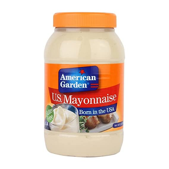 American Garden U.S. Mayonnaise, 887ml