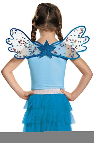 [8eighteen My Little Pony's Rainbow Dash Child Wings] (Rainbow Dash Human Costume)