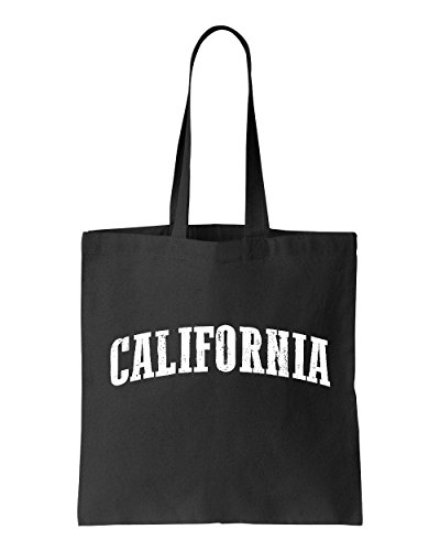 Ugo CA California Map Flag Home of University of Los Angeles UCLA USC CSLA Tote Handbags Bags Work School - Vegas In Outlet Las Shops
