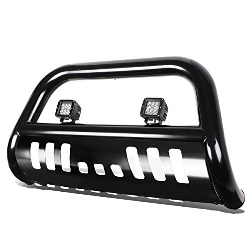 fj cruiser bumper fog lights - 8
