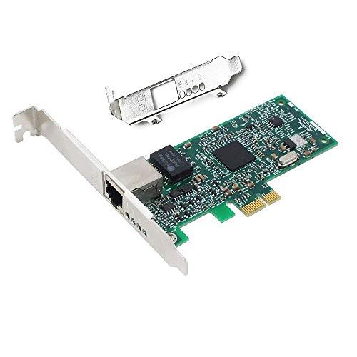TOTOVIN Broadcom NetXtreme BCM5721 PCI-Express Server Gigabit Network Adapter Card-Support VMware ESXi 5.5