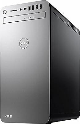 2017 High Performance Dell XPS 8920 Business Desktop - Intel Quad-Core i7-7700 3.6GHz, 16GB DDR4, 1TB HDD, 2GB AMD Radeon RX 560, DVD Burner, 802.11ac, Bluetooth , HDMI, MAXXAudio, Win 10 - Silver