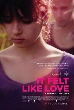 39ce52afb50 Amazon.com: It Felt Like Love: Ronen Rubinstein, Jesse Cordasco, Eliza  Hittman: Movies & TV