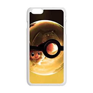 NICKER POKEMON lovely creature Cell Phone Case for Iphone 6 Plus