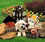 Patches' Doggie Tower Pet Gift Basket