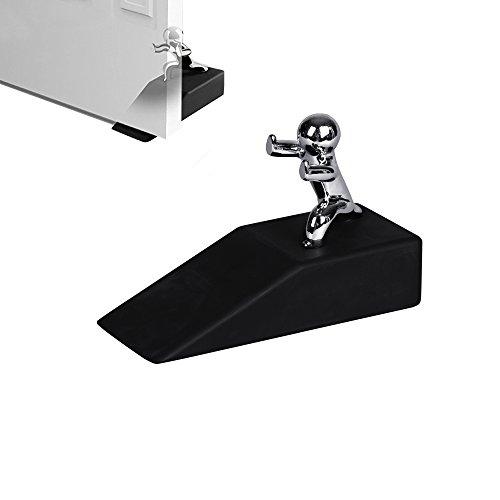 - IMEEA® Cute Design Zine-alloy Little man Door Stop with Non-Skid Rubber Base Grip