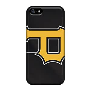 Sunrises Fashion Protective Pittsburgh Pirates Case Cover For Iphone 5/5s