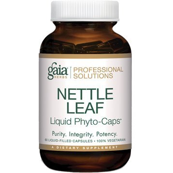 Gaia Herbs_Professional Solutions Nettle Leaf 60c
