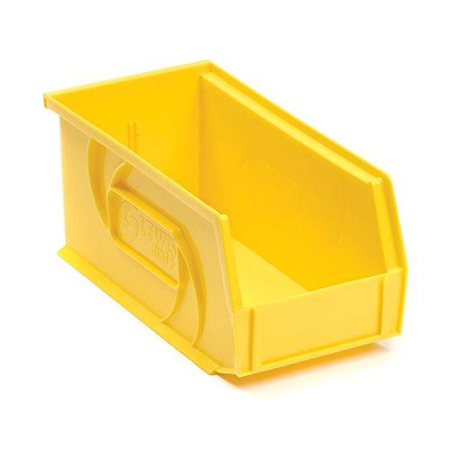 LEWISBins PB74-3 Plastic Stacking Bin - 4-1/8