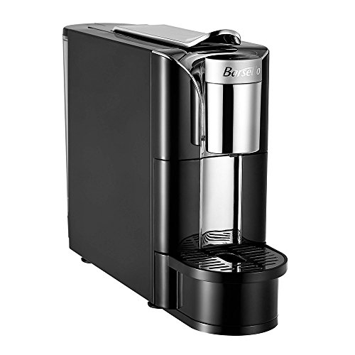 Coffee Brewer Barsetto Espresso Capsule Coffee Maker One Button Single Serve Machine for Home School Office by Barsetto (Image #4)