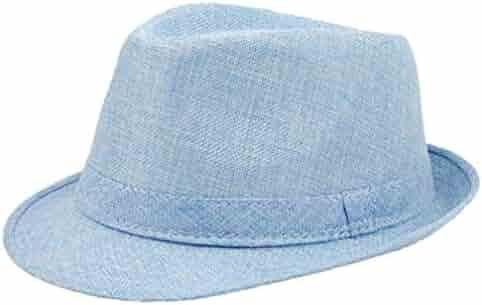 c3ff71f6 Men Women Unisex Fedoras British Australian Beach Sun Hat Panama Gangster  Trilby Straw Cowboy Jazz Hats