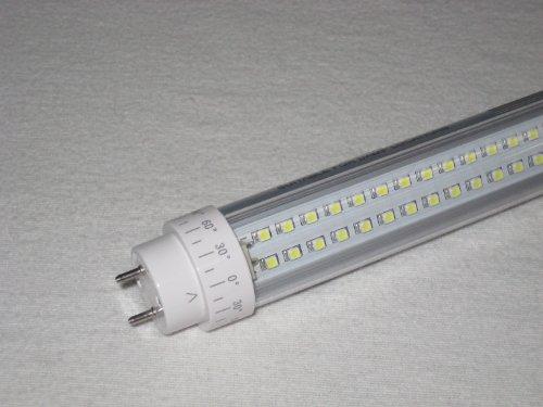 LED SMD T10 Tube Light, 3 foot Day White, 14W, 240LED, - High Very Fluorescent Output Start