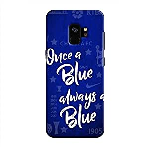 Cover It Up - Chelsea- Once a Blue Galaxy S9 Hard Case