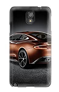 Hot Fashion XGtKXaM5050wpZEW Design Case Cover For Galaxy Note 3 Protective Case (aston Martin Vanquish 4)