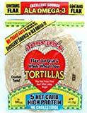 Josephs Low Carb Flax, Oat Bran & Whole Wheat Tortilla Wraps
