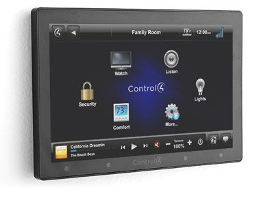 Automation 4 Home Control - Control4 C4-TSWMC7-EG-BL InfinityEdge 7
