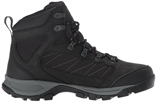 Columbia Damen Cascade Pass Waterproof Trekking-& Wanderstiefel Schwarz (Black/ Intense Purple)